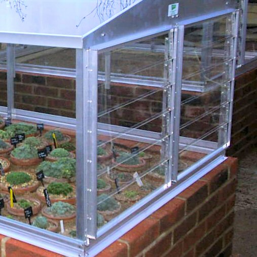Alpine Frames For Rhs Harlow Carr Access Garden Products
