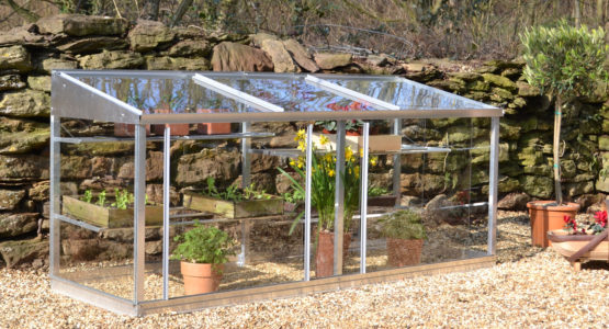 6 ft Half Growhouse – ideal for overflowing greenhouses