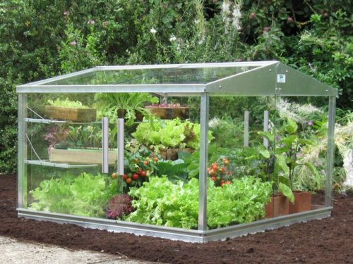 4ft Cold Frame