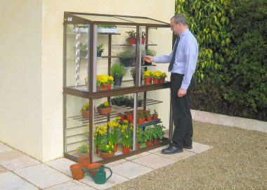 Classic Lean To Mini Greenhouses