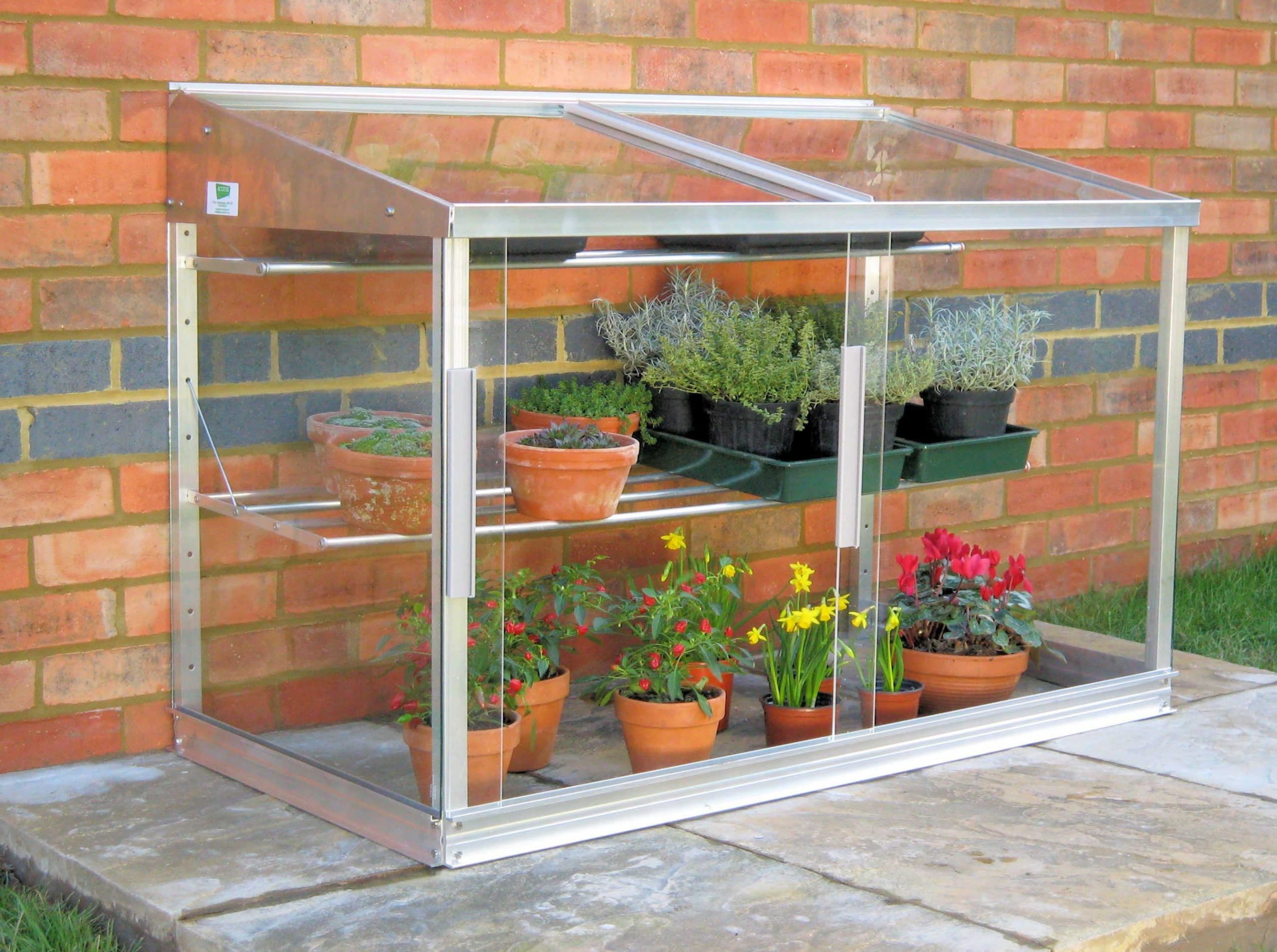 Value Lean To Mini Greenhouses