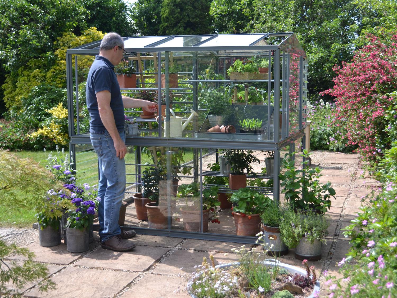 Chatsworth greenhouse