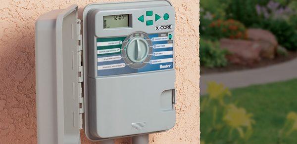 Hunter x-core irrigation controller