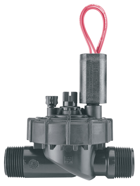 Hunter PGV jar-top solenoid valve