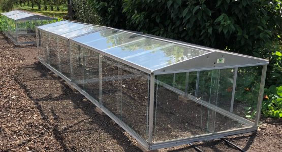 Extending your Mini greenhouse or Cold Frame